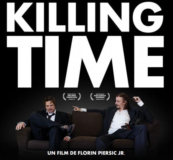 """Concurs – câștigă invitații la """"Killing Time"""". Va curge sânge!"""