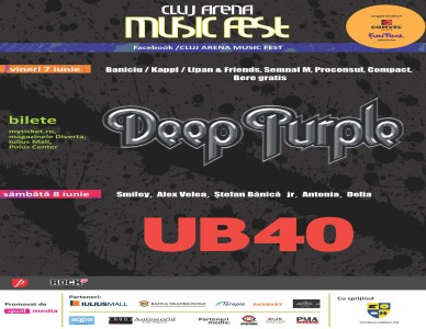 Cluj Arena Music Fest