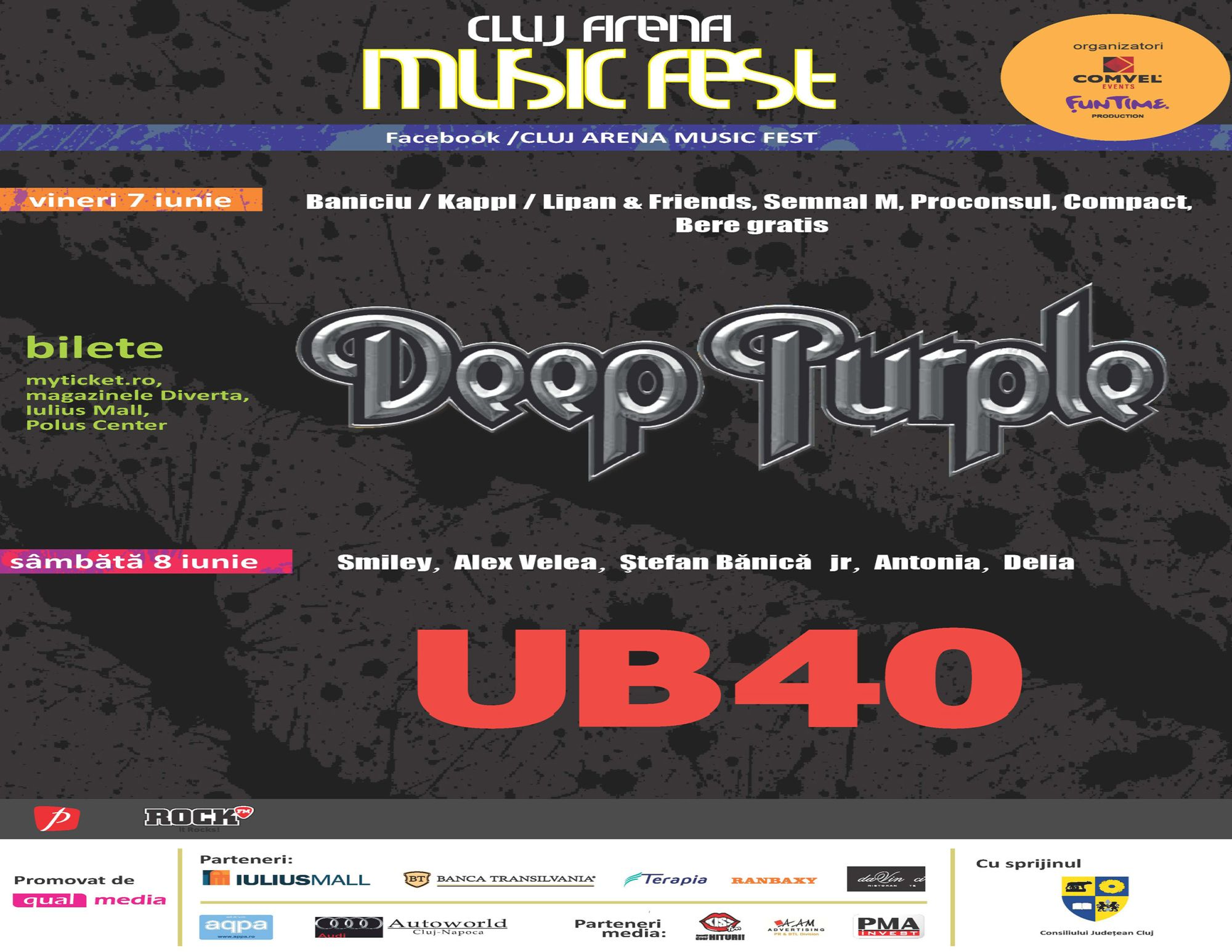 Un gest de onoare marca Deep Purple