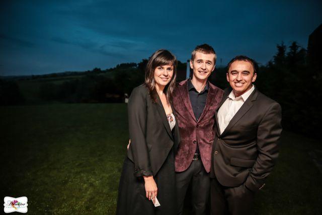 Irina, Cristi si Andrei