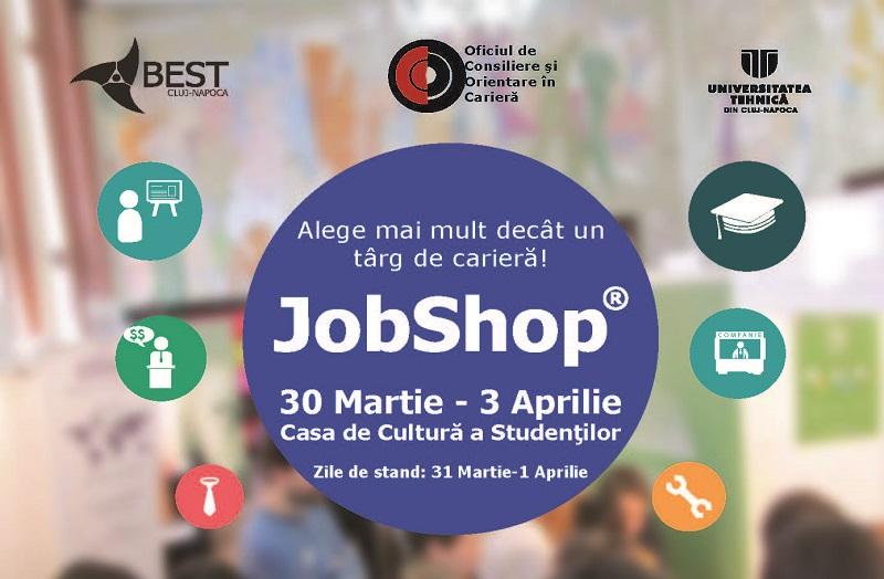 Cariera te aşteaptă la JobShop