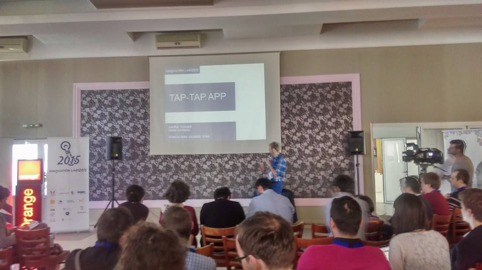 tap tap app techsylvania