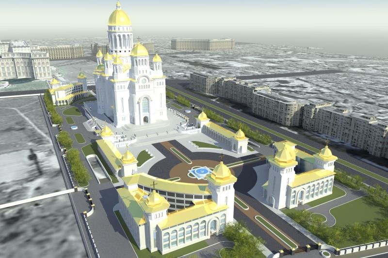 Soluția pentru a mântui catedrala