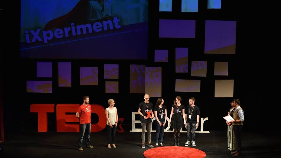 iExperiment-TEDxEroilor