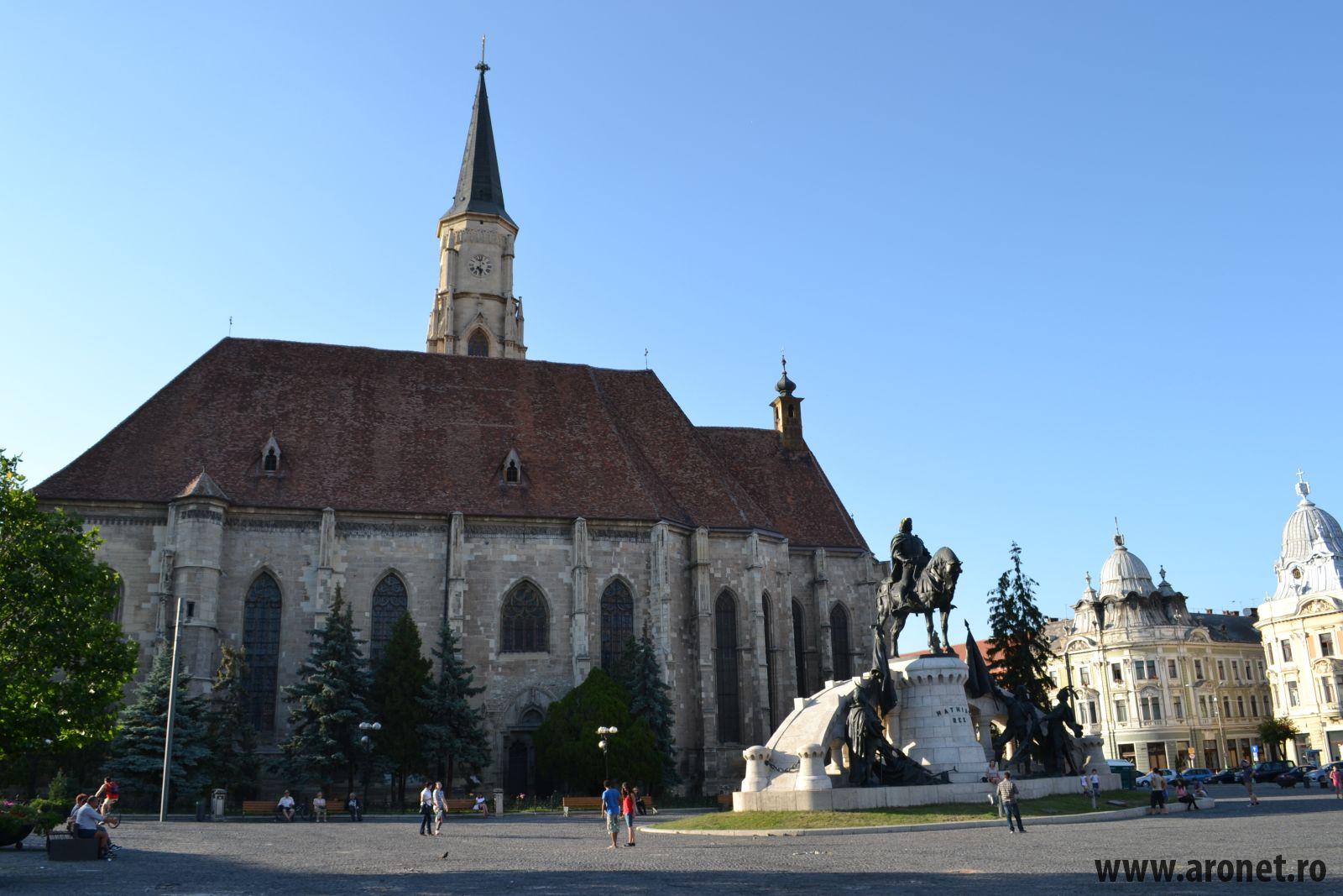 Descoperă legenda: istoria bisericii Sf. Mihail