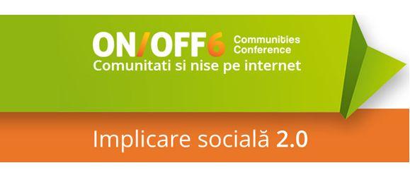 Cum să ai propriul tău trib: implicare socială 2.0 la ON/OFF 6
