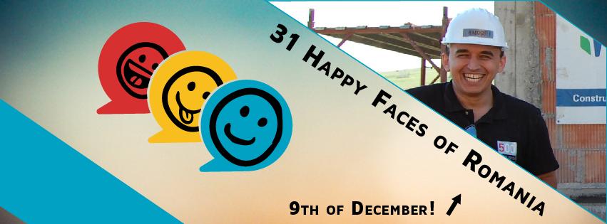 Din toată fericirea: un zâmbet larg pentru Cluj 2015